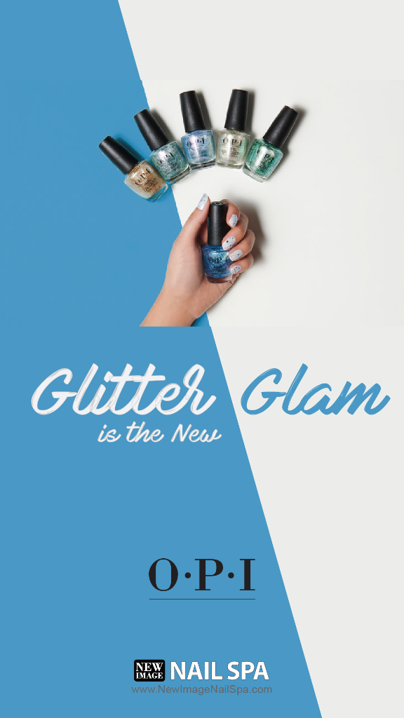 Glitter is the New Glam