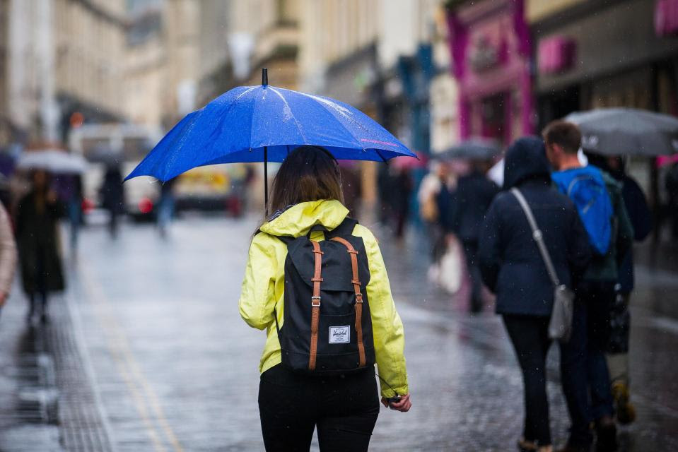 There is good news on the horizon as Sunday is expected to be a much drier day