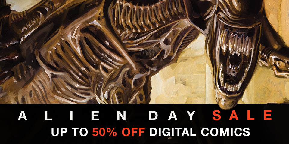 Aliens Digital Sale