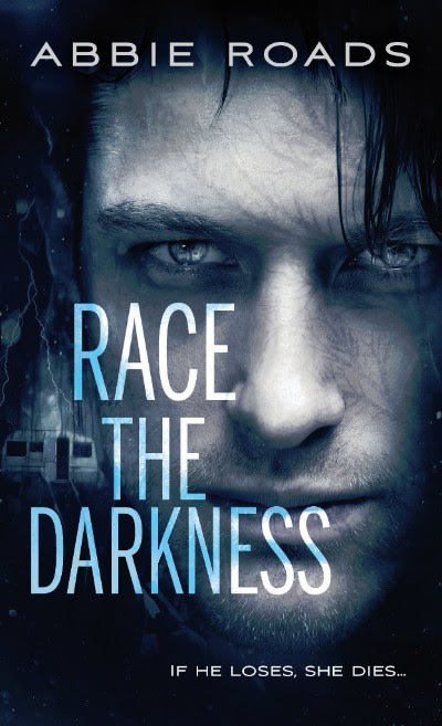 Spotlight/Cover Reveal:  Race the Darkness by Abbie Roads