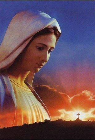 Znalezione obrazy dla zapytania Matki Bożej z Medziugorje