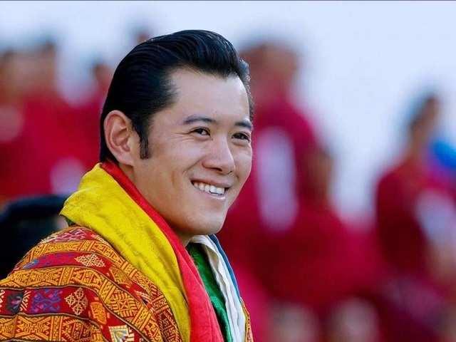 Jigme Khesar Namgyal Wangchuk - Current King of Bhutan (From 2006)