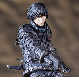 Blame! Elite Solo Killy 1/6 Scale Limited Edition Statue