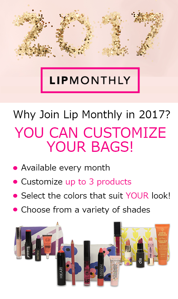 The #1 reason to join Lip Mont...