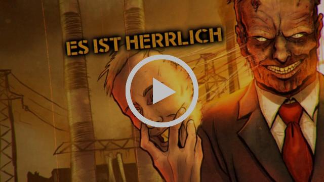 HASSWUT - Falsch! (Official Lyrics Video)