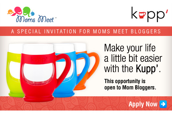 Apply to review Kupp' on your blog!