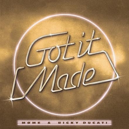 Cover Single Møme feat. Ricky Ducati