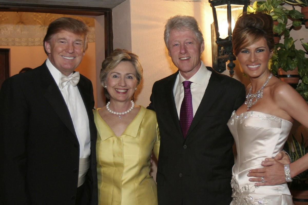 Clinton = Trump