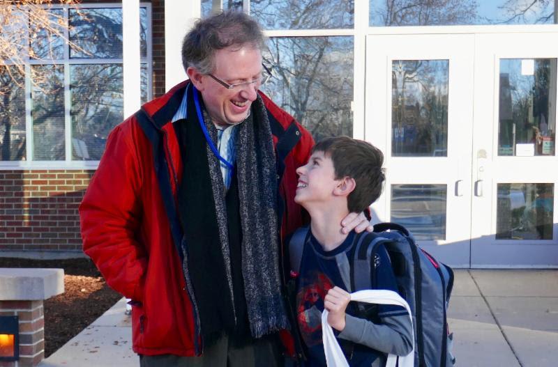 Photo_ Tony Murphy and his son Sheamus