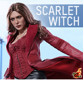 CAPTAIN AMERICA: CIVIL WAR - 1/6 SCALE SCARLET WITCH