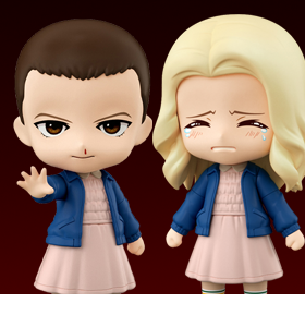 Stranger Things Nendoroid No.1507 Eleven