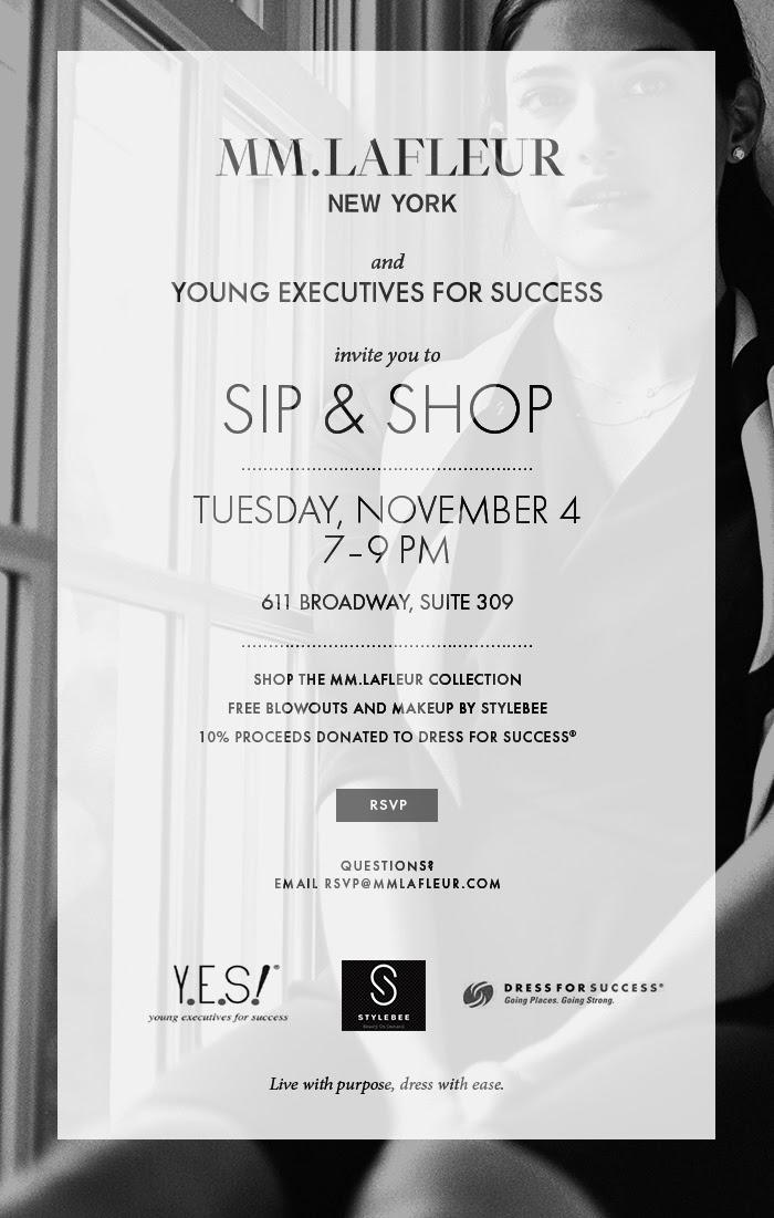Sip & Shop with Y.E.S!