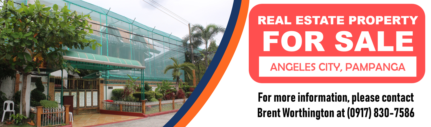 For sale: Real estate in Angeles, Pampanga