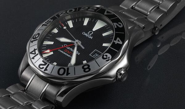 Seamaster GMT