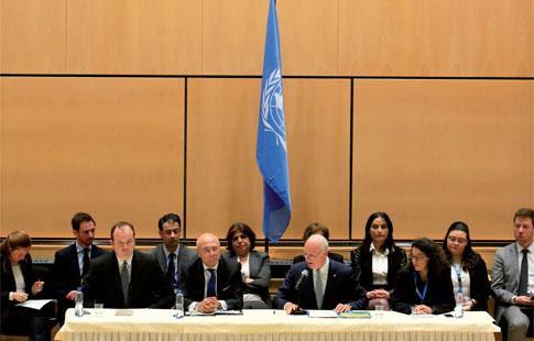 Syrie : Le difficile pari de Genève 4