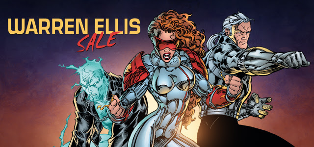 Warren Ellis digital sale
