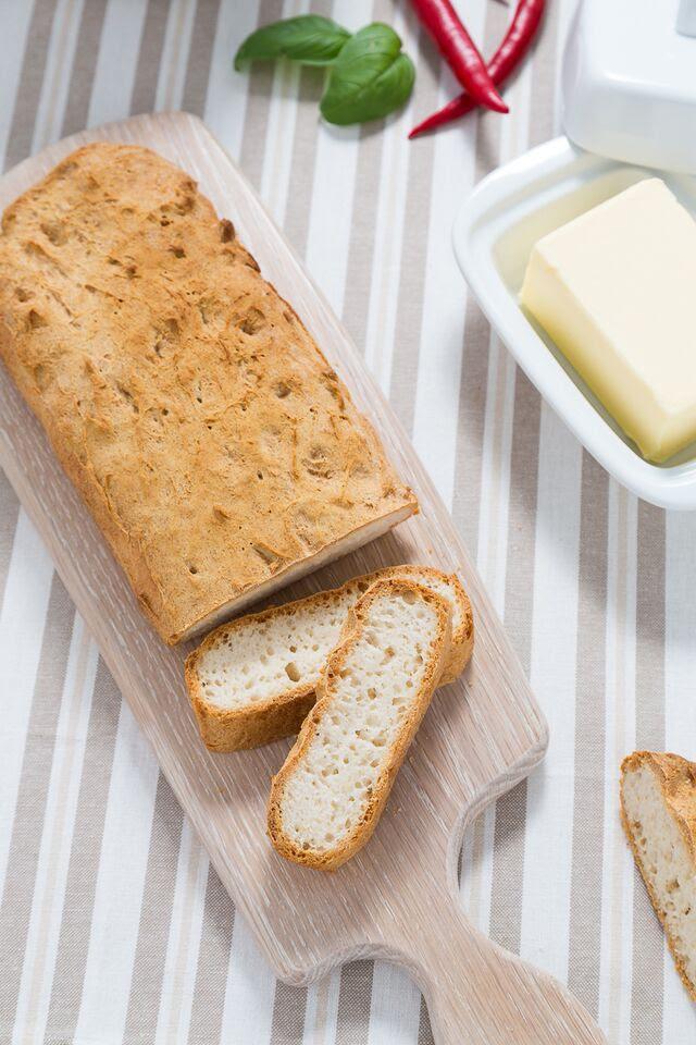 gluten-free white loaf