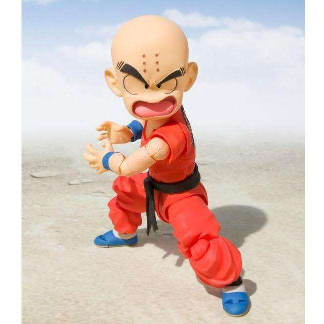Image of Dragon Ball S.H.Figuarts Krillin (Childhood)