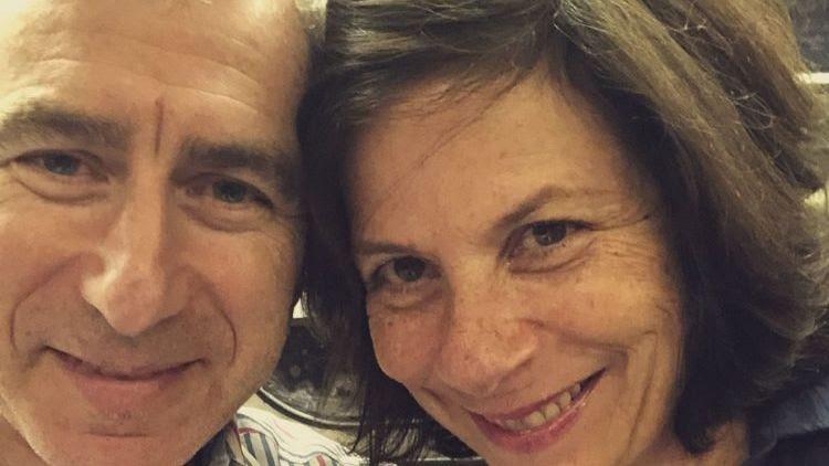 Helene Rosenthal and her husband Jim