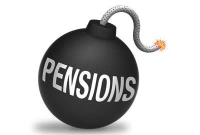 "Pensions Timebomb in America: ""National Crisis"" Cometh"