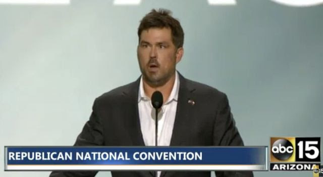 """Lone Survivor"" and Navy Seal Marcus Luttrell Blows Crowd Away At RNC (Video)"