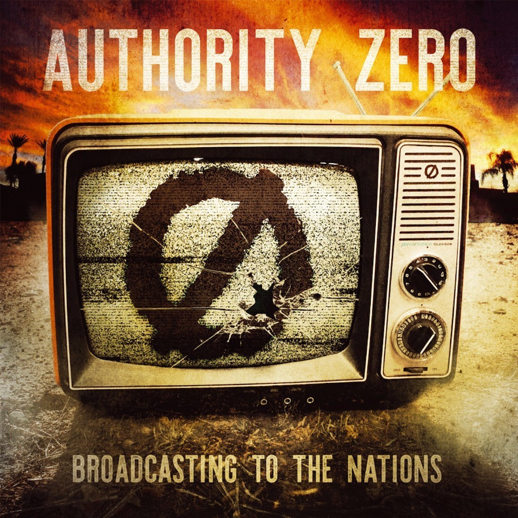 authority zero broadcasting to the nations cover