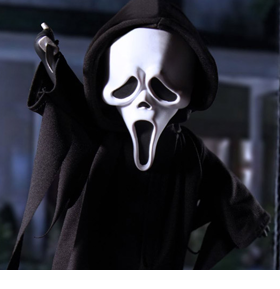 LDD Presents: Scream Ghostface
