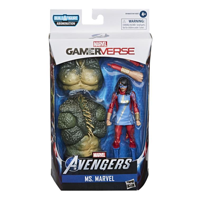 Image of Avengers Video Game Marvel Legends 6-Inch Kamala Khan Action Figure (BAF Abomination) - MAY 2020
