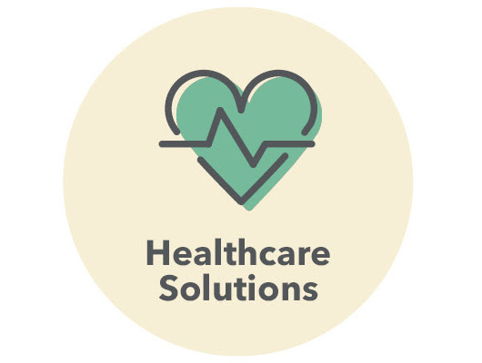 View our healthcare solutions.