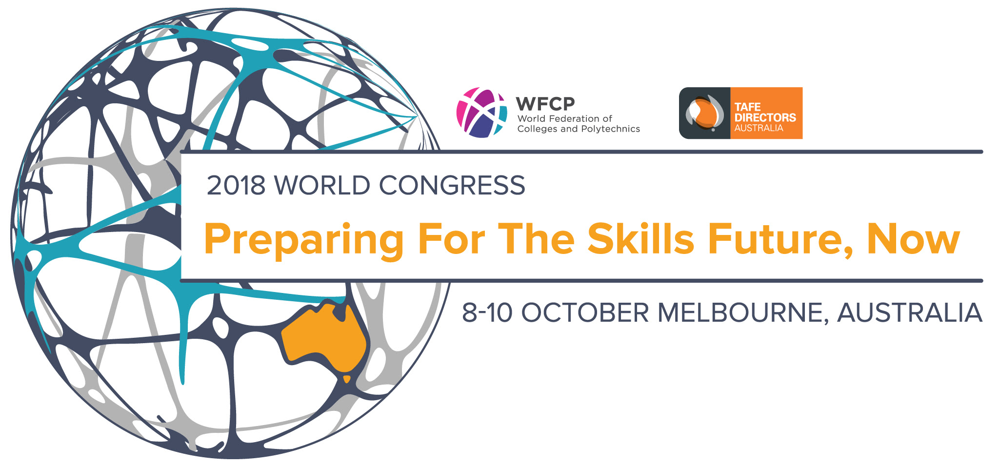 Exhibition booths and sponsorship available at WFCP 2018 World Congress Melbourne 2018