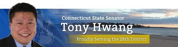 State Senator Tony Hwang