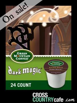 Dark Magic Keurig K-cup coffee