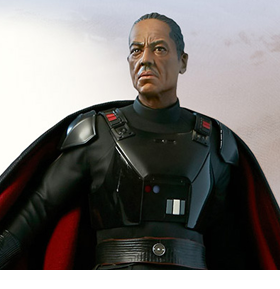 Star Wars Premium Format Moff Gideon