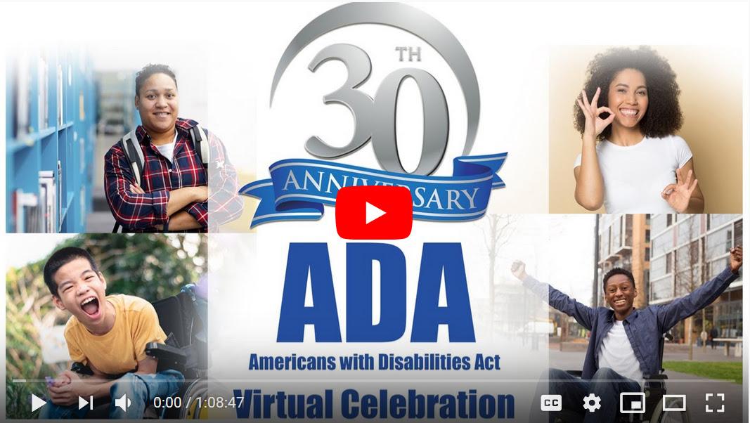 ADA 30th Video