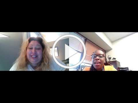 Weekly Message from Sandra Bea and Myrna Albanez for the week of September 6, 2021.