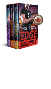 EDGE Security Box Set: Books 1–3 by Trish Loye