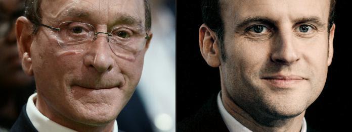 "le ralliement de Delanoë à Macron, le ras-le-bol de Raffarin face au ""Canard"", la bourde de Collard..."