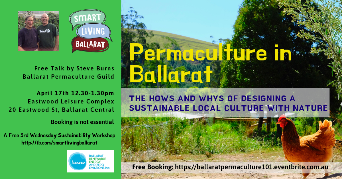 What is Permaculture?  Sustainability Workshop