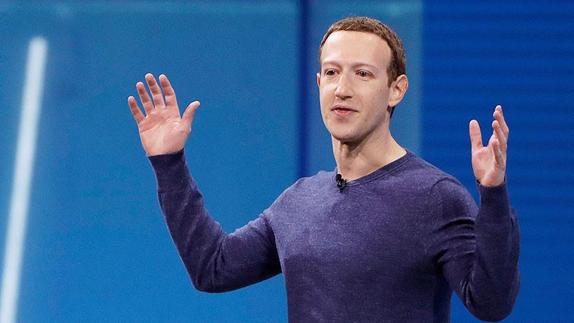 Zuckerberg pierde en dos horas casi 20.000 millones de dólares de sus activos netos