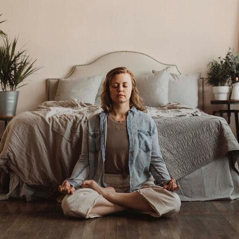 meditation self care