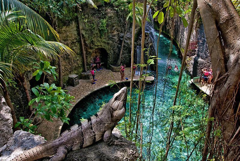 Parque Xcaret México