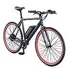 Schwinn Monroe 250 Watt hub-Drive, Fixie Electric Bicycle - 700c Wheel Size
