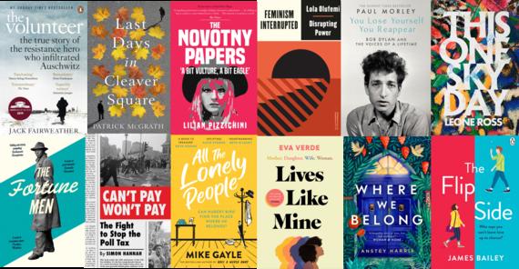 Festival Book covers