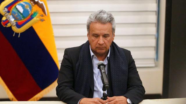 Com baixa popularidade, presidente do Equador não disputa reeleição