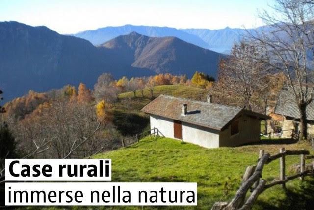 Case rustiche in vendita in tutta Italia