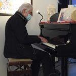 Claude Bismut, piano