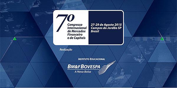7º Congresso Internacional de Mercados Financeiro e de Capitais
