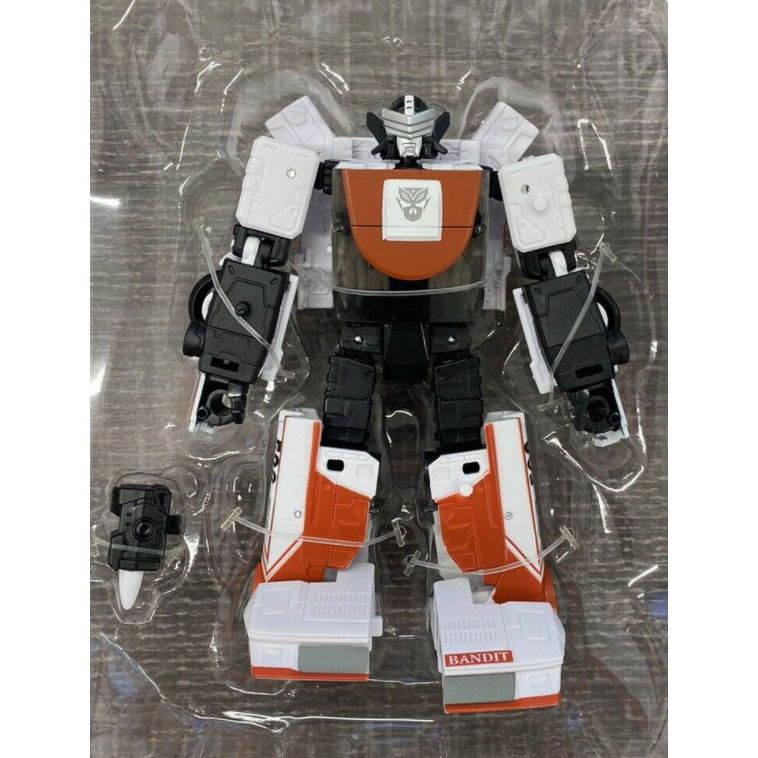 Image of Transformers Generations Selects Earthrise Deluxe Exhaust