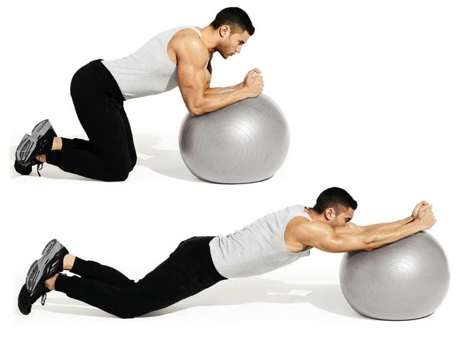 Ballon de gym 2