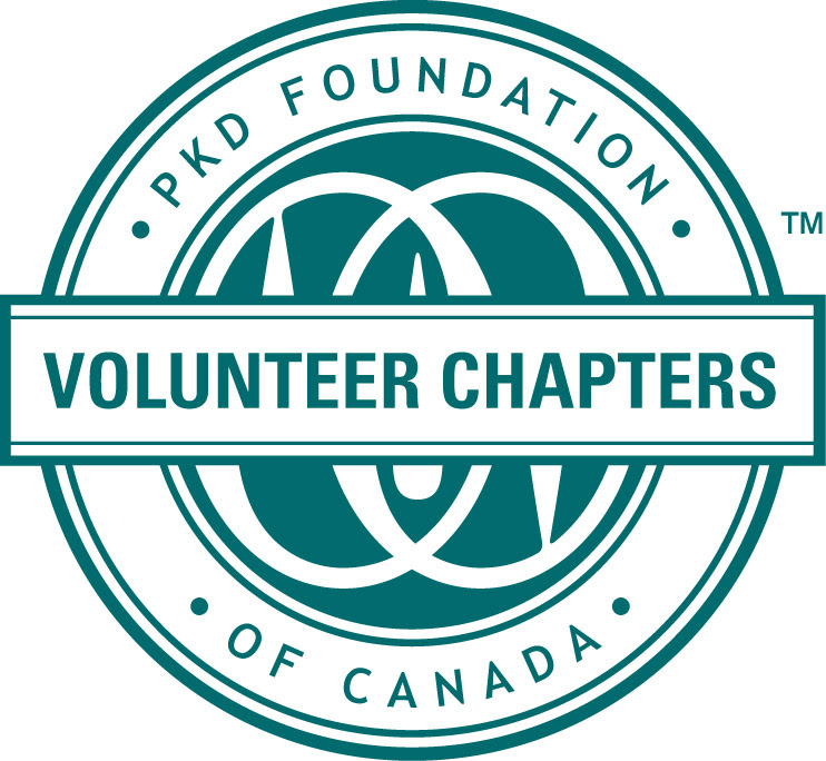 PKDFOC Volunteer Logo